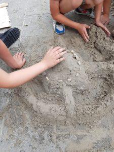 bouwen met modder